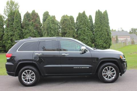 2015 Jeep Grand Cherokee for sale at D & B Auto Sales LLC in Washington Township MI