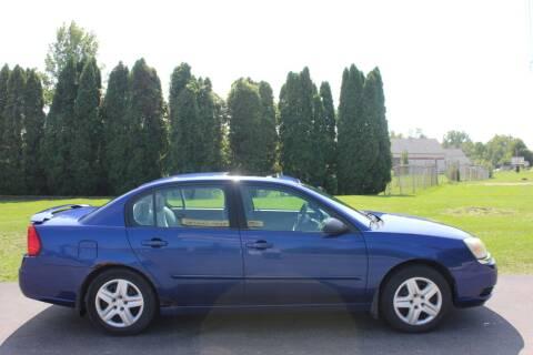 2005 Chevrolet Malibu for sale at D & B Auto Sales LLC in Washington Township MI