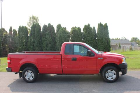 2007 Ford F-150 for sale at D & B Auto Sales LLC in Washington Township MI