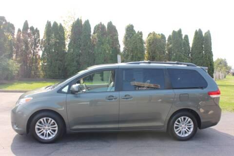 2011 Toyota Sienna for sale at D & B Auto Sales LLC in Washington Township MI