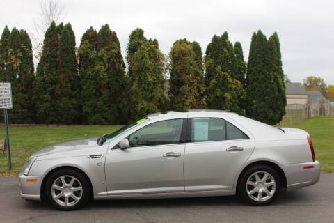 2008 Cadillac STS for sale at D & B Auto Sales LLC in Washington Township MI