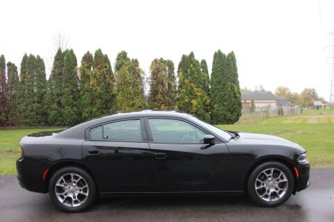 2015 Dodge Charger for sale at D & B Auto Sales LLC in Washington Township MI