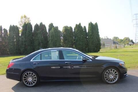 2015 Mercedes-Benz S-Class for sale at D & B Auto Sales LLC in Washington Township MI