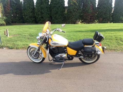 1996 Honda Shadow