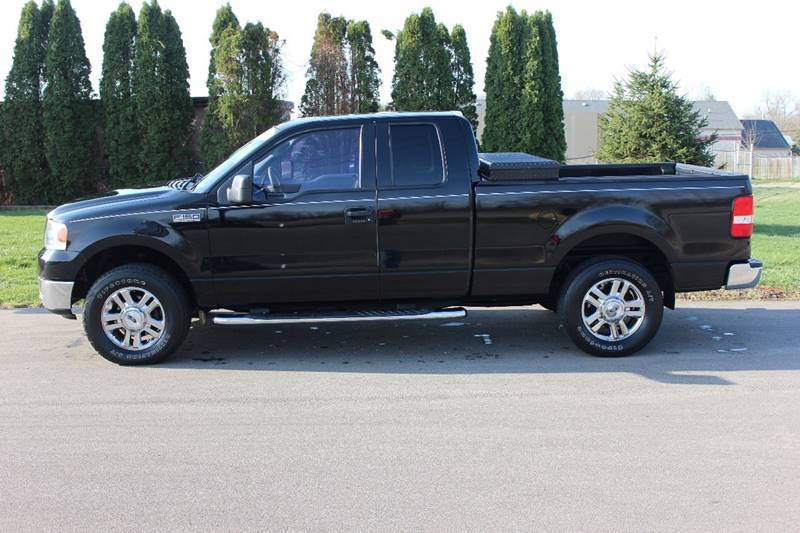 2006 Ford F-150 XLT 4dr SuperCab 4WD Styleside 5.5 ft. SB - Washington Township MI