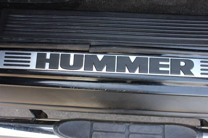 2006 HUMMER H2 SUT 4dr Crew Cab 4WD SB - Washington Township MI