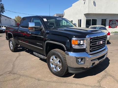 2018 GMC Sierra 2500HD for sale in Mesa, AZ
