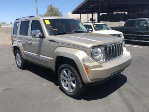 2011 Jeep Liberty for sale in Mesa, AZ