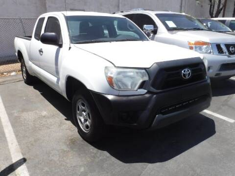 2014 Toyota Tacoma for sale at Brown & Brown Wholesale in Mesa AZ