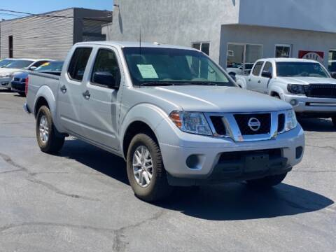 2016 Nissan Frontier for sale at Brown & Brown Wholesale in Mesa AZ