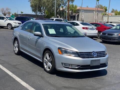 2014 Volkswagen Passat for sale at Brown & Brown Wholesale in Mesa AZ