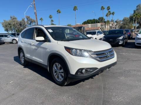 2012 Honda CR-V for sale at Brown & Brown Wholesale in Mesa AZ