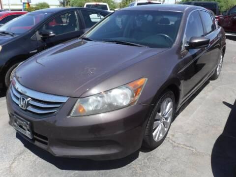 2011 Honda Accord for sale at Brown & Brown Wholesale in Mesa AZ