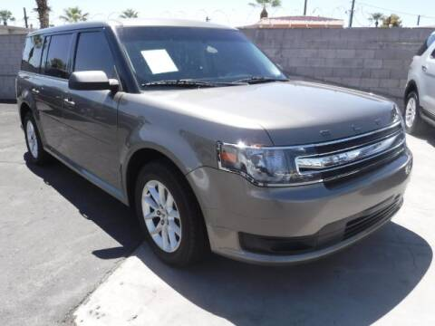 2014 Ford Flex for sale at Brown & Brown Wholesale in Mesa AZ