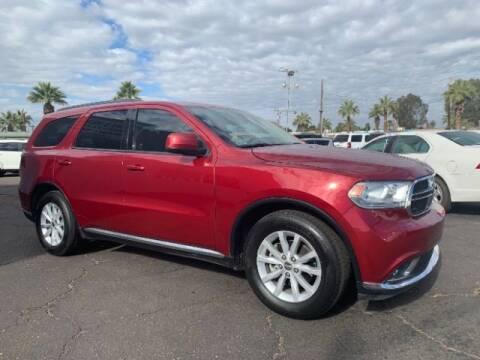 2015 Dodge Durango for sale at Brown & Brown Wholesale in Mesa AZ