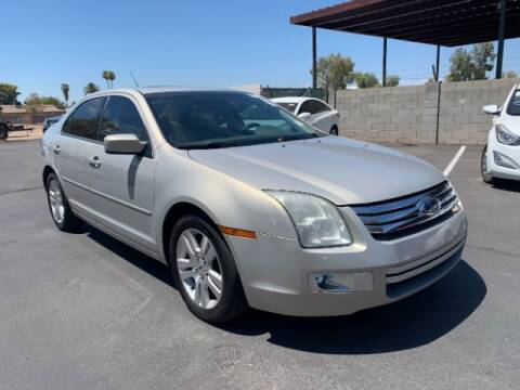 2009 Ford Fusion for sale at Brown & Brown Wholesale in Mesa AZ