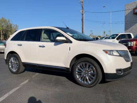 2012 Lincoln MKX for sale at Brown & Brown Wholesale in Mesa AZ