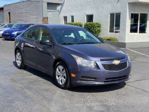 2014 Chevrolet Cruze for sale at Brown & Brown Wholesale in Mesa AZ
