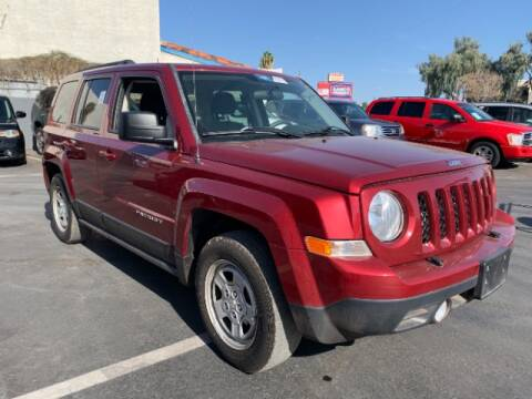 2015 Jeep Patriot for sale at Brown & Brown Wholesale in Mesa AZ