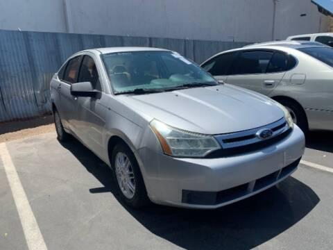 2010 Ford Focus for sale at Brown & Brown Wholesale in Mesa AZ