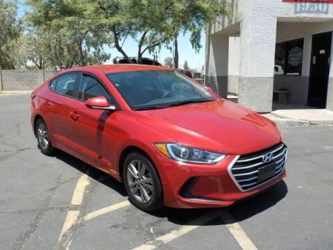 2018 Hyundai Elantra for sale at Brown & Brown Wholesale in Mesa AZ