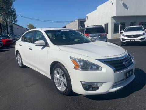2015 Nissan Altima for sale at Brown & Brown Wholesale in Mesa AZ