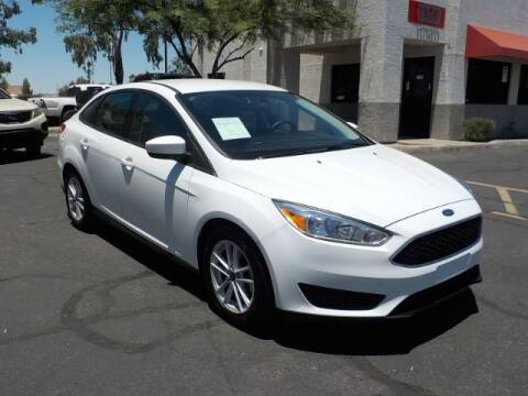 2018 Ford Focus for sale at Brown & Brown Wholesale in Mesa AZ