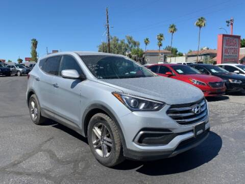 2018 Hyundai Santa Fe Sport for sale at Brown & Brown Wholesale in Mesa AZ