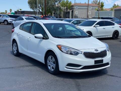 2016 Kia Forte for sale at Brown & Brown Wholesale in Mesa AZ