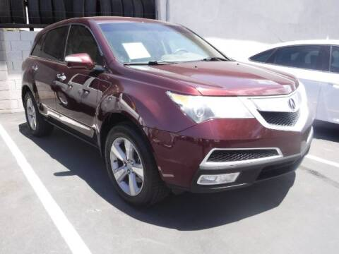 2013 Acura MDX for sale at Brown & Brown Wholesale in Mesa AZ