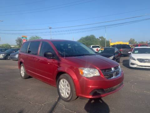 2015 Dodge Grand Caravan for sale at Brown & Brown Wholesale in Mesa AZ