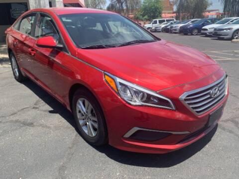 2017 Hyundai Sonata for sale at Brown & Brown Wholesale in Mesa AZ