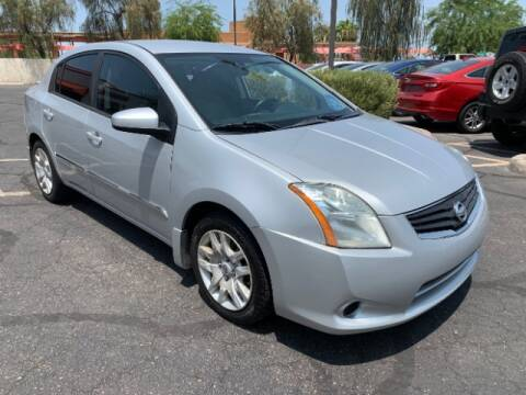 2011 Nissan Sentra for sale at Brown & Brown Wholesale in Mesa AZ