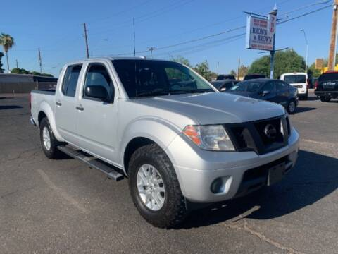 2015 Nissan Frontier for sale at Brown & Brown Wholesale in Mesa AZ