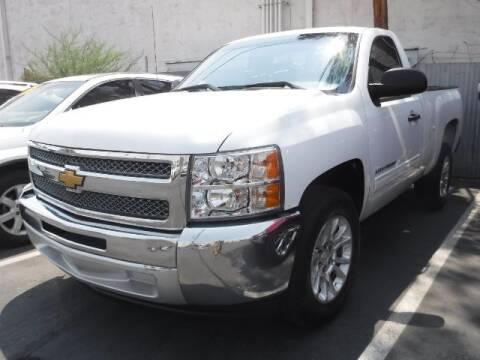 2013 Chevrolet Silverado 1500 for sale at Brown & Brown Wholesale in Mesa AZ