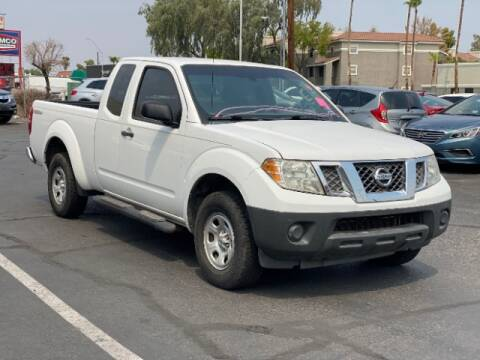 2012 Nissan Frontier for sale at Brown & Brown Wholesale in Mesa AZ