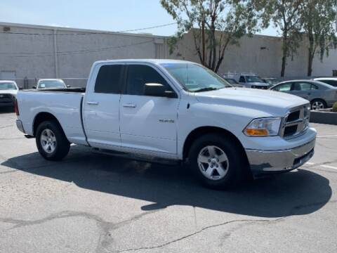 2010 Dodge Ram Pickup 1500 for sale at Brown & Brown Wholesale in Mesa AZ