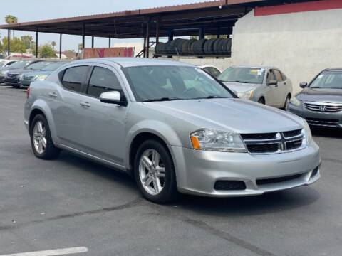 2012 Dodge Avenger for sale at Brown & Brown Wholesale in Mesa AZ