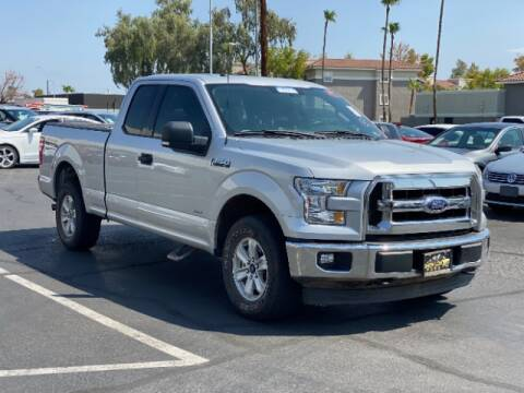 2017 Ford F-150 for sale at Brown & Brown Wholesale in Mesa AZ