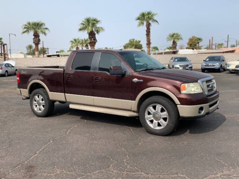 2008 Ford F-150 for sale at Brown & Brown Wholesale in Mesa AZ