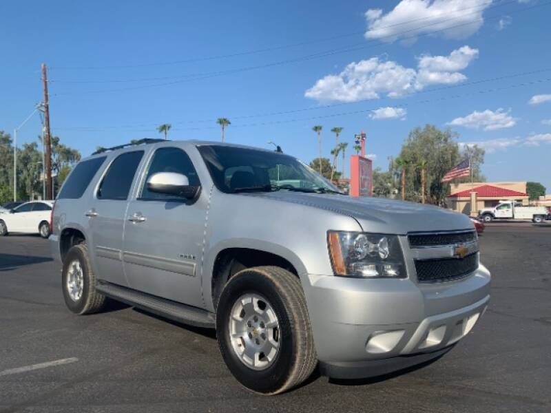 2012 Chevrolet Tahoe for sale at Brown & Brown Wholesale in Mesa AZ
