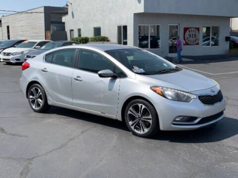 2014 Kia Forte for sale at Brown & Brown Wholesale in Mesa AZ