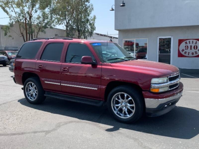 2006 Chevrolet Tahoe for sale at Brown & Brown Wholesale in Mesa AZ