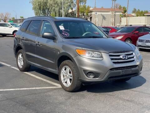 2012 Hyundai Santa Fe for sale at Brown & Brown Wholesale in Mesa AZ