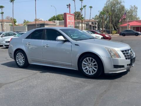 2013 Cadillac CTS for sale at Brown & Brown Wholesale in Mesa AZ