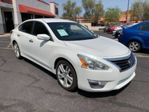 2013 Nissan Altima for sale at Brown & Brown Wholesale in Mesa AZ