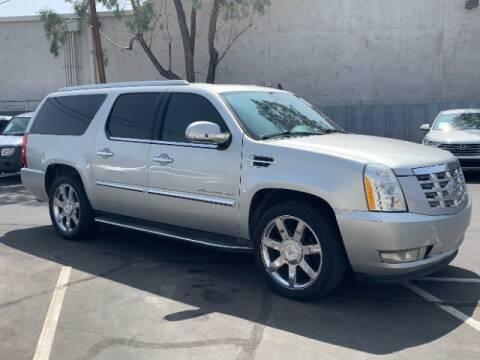 2011 Cadillac Escalade ESV for sale at Brown & Brown Wholesale in Mesa AZ
