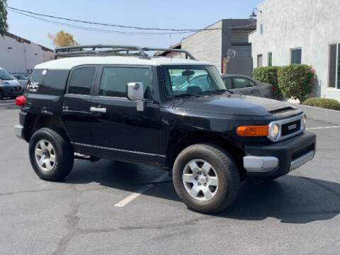 2007 Toyota FJ Cruiser for sale at Brown & Brown Wholesale in Mesa AZ
