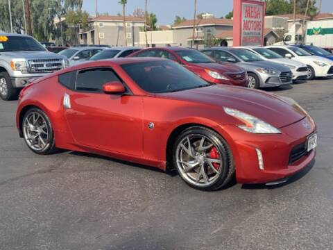2013 Nissan 370Z for sale at Brown & Brown Wholesale in Mesa AZ