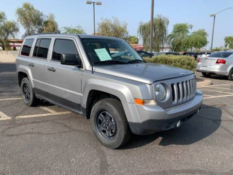 2016 Jeep Patriot for sale at Brown & Brown Wholesale in Mesa AZ